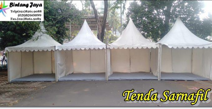 Tenda Sarnafil Sewa Murah