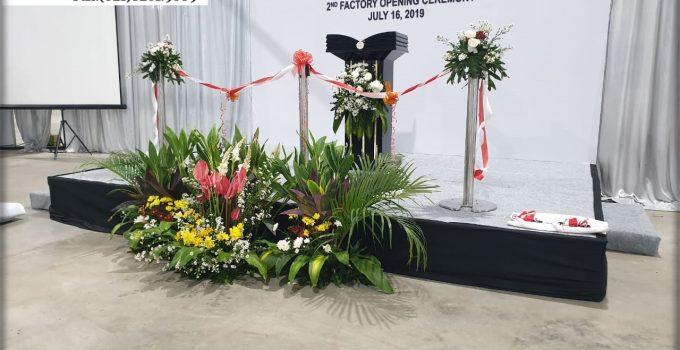 Alat Pesta Opening Ceremony Bekasi