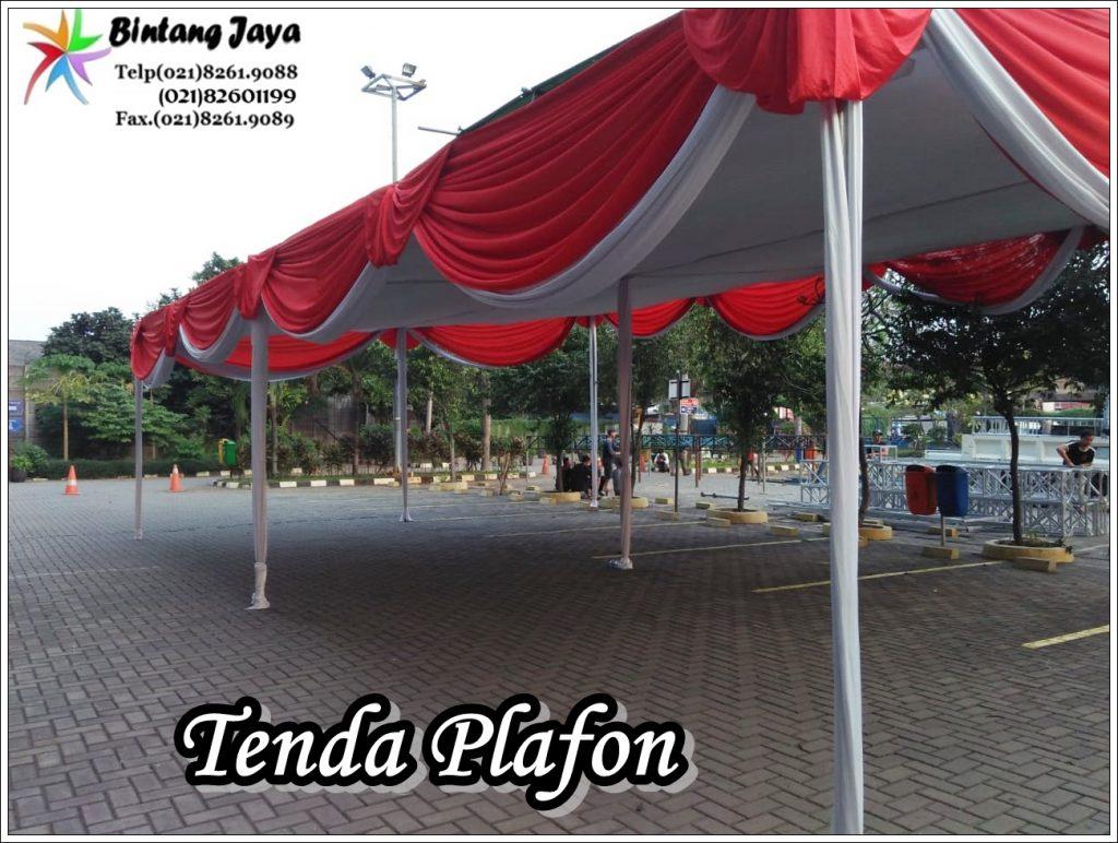 Sewa Tenda Plafon Cilandak