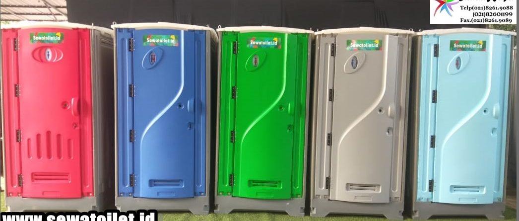 Rental Toilet Portable Kota Bekasi
